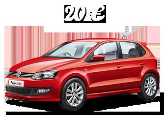 VW Polo Автоматик